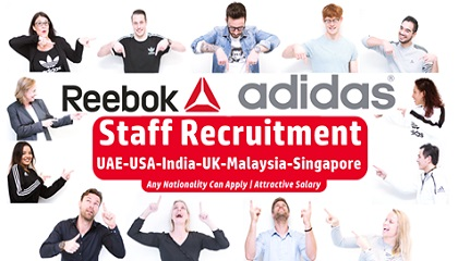 Photo of Adidas Job Vacancy