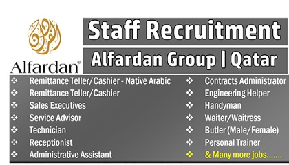 Photo of Alfardan Group Job Vacancies