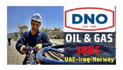 Photo of DNO Oil & Gas Jobs. DNO