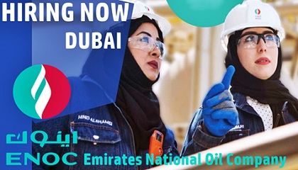 Photo of ENOC Oil & Gas Careers ENOC Oil & Gas Careers ENOC Oil Gas Careers