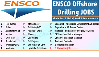 Photo of Ensco Careers & Jobs | Offshore Drilling