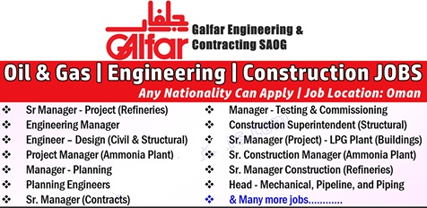 Photo of Galfar Engineering & Contracting Staff Recruitment