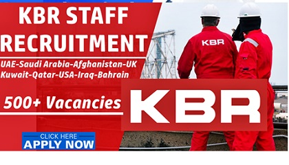 Photo of KBR Job Openings | Afghanistan-USA-UAE-KSA-Iraq-Kuwait-Bahrain-UK-India