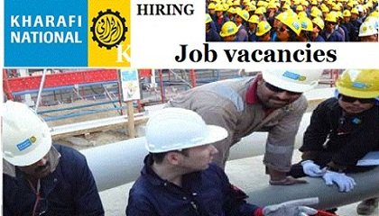 Photo of Kharafi National JOB VACANCIES