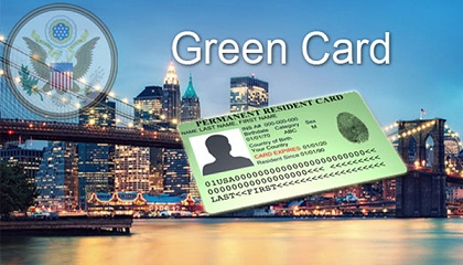 Photo of New Green Card Lottery Fee