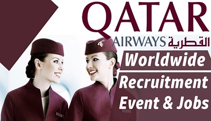 Photo of Qatar Airways Recruitment Event & Jobs
