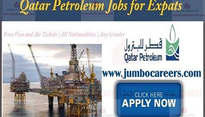 Photo of Qatar Petroleum Jobs 2018-2019