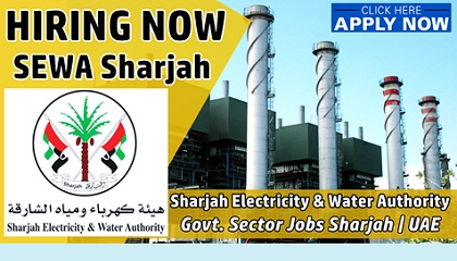 Photo of Sharjah Electricity & Water Authority Careers