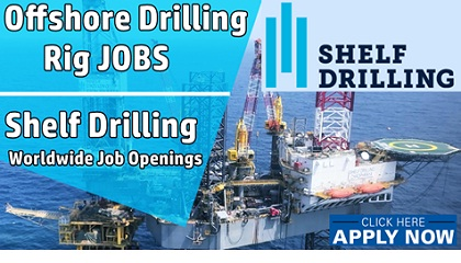 Photo of Shelf Drilling Staff Recruitment