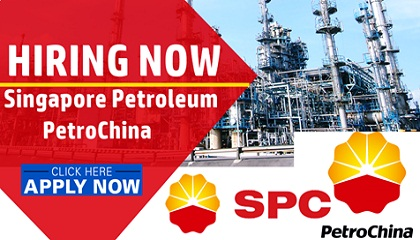 Photo of Singapore Petroleum Company (SPC) Staff Recruitment