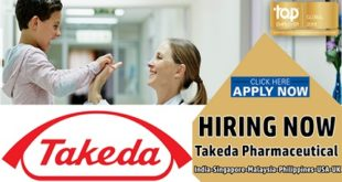 Takeda Pharmaceutical Employment