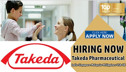 Photo of Takeda Pharmaceutical Employment & Jobs