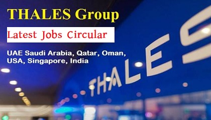 Photo of Thales Group in Jobs Circular