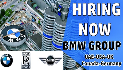 Photo of BMW Group Employment & Jobs