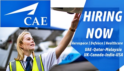 Photo of CAE Jobs | Aerospace | Defense | Healthcare