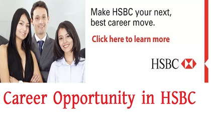 Photo of Career Opportunity in HSBC