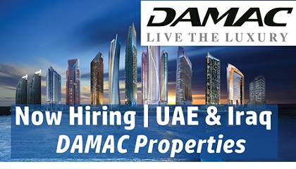 Photo of DAMAC Properties Jobs and Careers