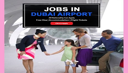 Photo of Dubai Airport Jobs @ INTERNATIONAL AIRPORTS (DXB)