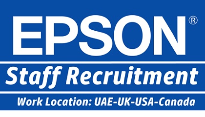 Photo of Career Openings at Epson