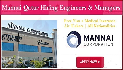 Photo of Mannai Corporation in Jobs Opportunities