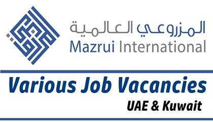 Photo of Mazrui International Staff Recruitment