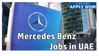 Photo of Mercedes Benz Career Opportunities