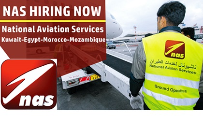 Photo of National Aviation Services (NAS) Jobs