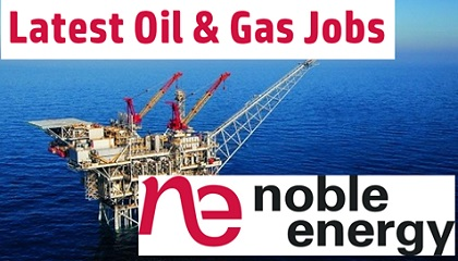 Photo of Noble Energy Oil & Gas Job Vacancies