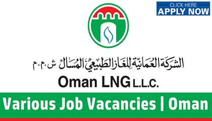 Photo of Oman Liquefied Natural Gas LLC (Oman LNG) Job Vacancies