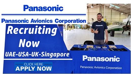 Photo of Panasonic Avionics Career Opportunities