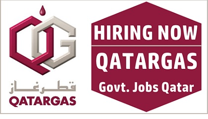 Photo of Qatargas Career Opportunities