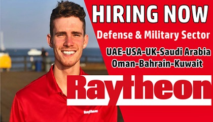 Photo of Raytheon Recruitment