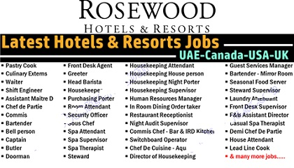 Photo of Rosewood Hotels & Resorts Jobs & Careers