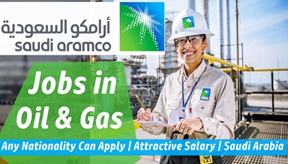 Photo of Saudi Aramco Oil & Gas Jobs