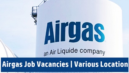 Photo of Airgas Careers & Job Vacancies