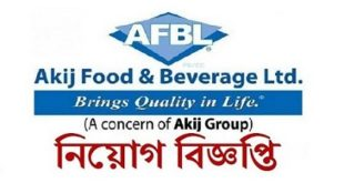 Akij Food & Beverage Ltd