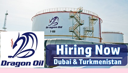 Photo of Dragon Oil Job Vacancies