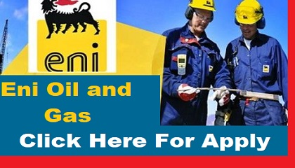 Photo of Eni Oil and Gas Job Openings