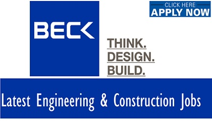 Photo of Exciting Construction Careers at The Beck Group