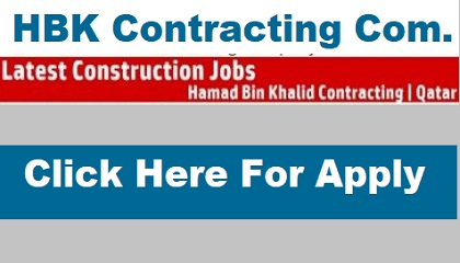 Photo of New Jobs at HBK Contracting Company