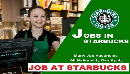 Photo of LATEST JOB VACANCIES AT STARBUCKS