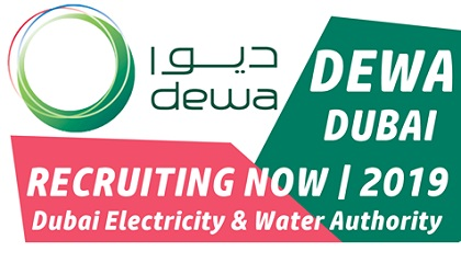 Photo of Job Vacancies at DEWA