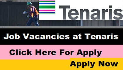 Photo of Job Vacancies at Tenaris