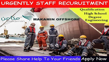 Photo of LATEST JOB VACANCIES AT MAKAMIN OFFSHORE