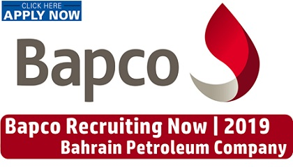 Photo of Job Openings at BAPCO (Bahrain Petroleum Company)
