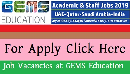 Photo of GEMS Education in open jobs
