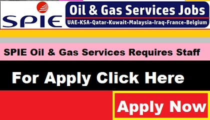 Photo of SPIE Oil & Gas Services Requires Staff