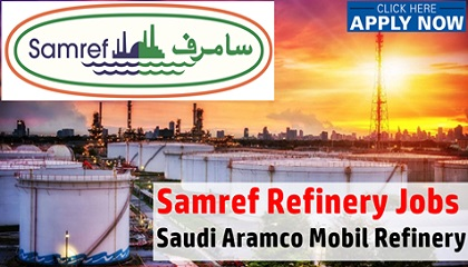 Photo of Saudi Aramco Mobil Refinery Company (SAMREF) Job Openings