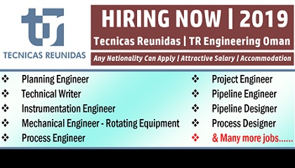 Photo of Tecnicas Reunidas Jobs