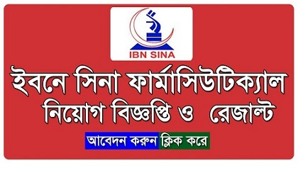 Photo of The Ibn Sina Pharmaceutical Ind Ltd Job Circular